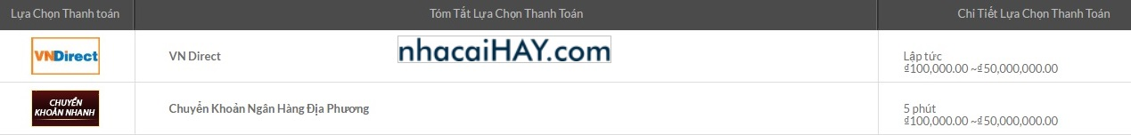 thanh toan 188bet